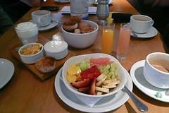 home breakfast