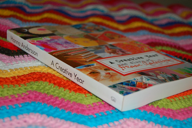 A Creative Year – this book is a treasure