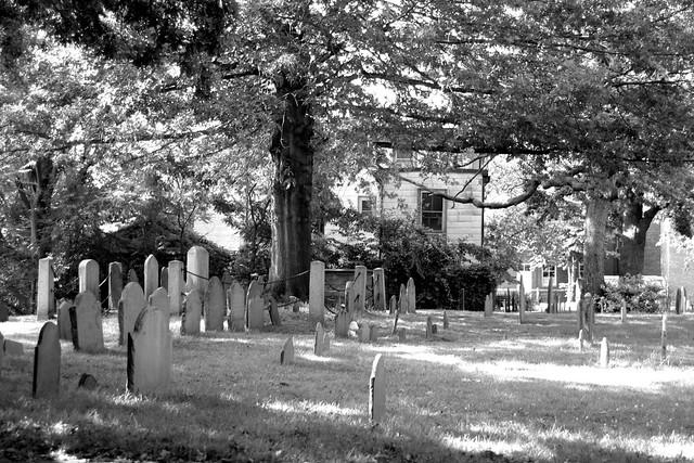 The Burying Point, Salem, Massachusetts
