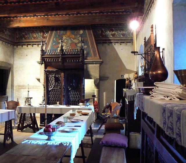 medieval village dining hall flickr photo sharing