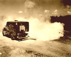 DDT Fog Truck