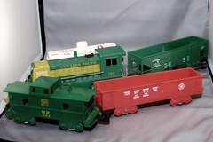 Marx train set - 366 day 2