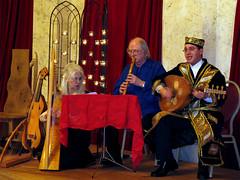 Troubadour & Arabo-Andalusian Music.