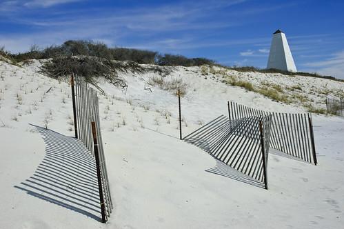 florida seaside dune sand obelisk clouds tranquility coast highway30a walton