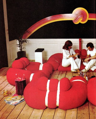 DIY decorating from the 70s