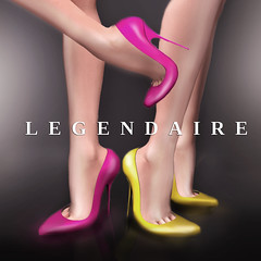 LEGENDAIRE AD SHOES