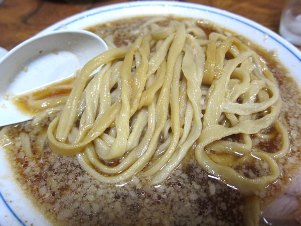 杭州飯店の麺