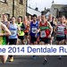 Harriers at Dentdale Run 2014