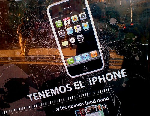 iPhone en Chile / iPhone in Chile?