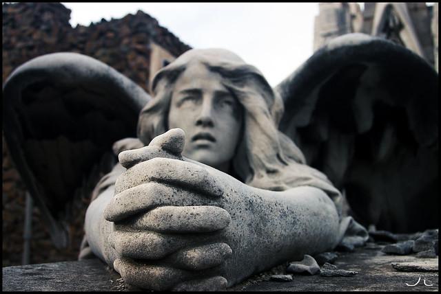 La súplica de l'àngel