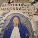 Bathtub Madonna With Helicopters and Tie Fighters - Detail