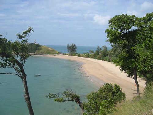 Southern tip of Koh Lanta