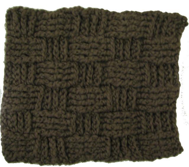 BASKETWEAVE CROCHET STITCH Crochet For Beginners