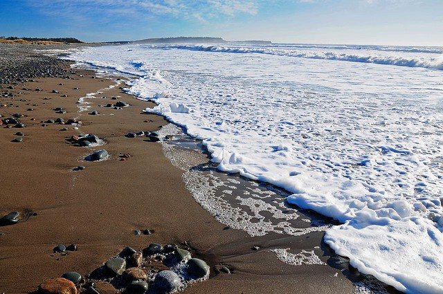 Lawrencetown Beach by CC user archer10 on Flickr
