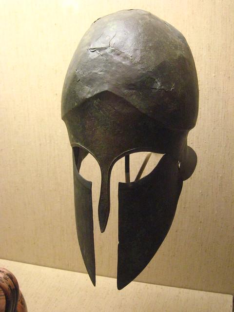 Ancient War Helmets