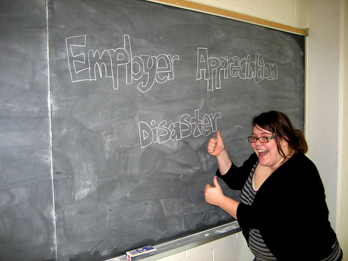 employer appreciation disaster