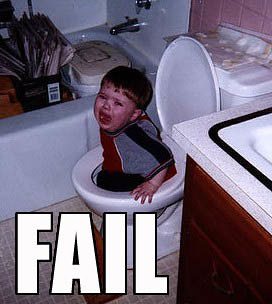 Fail-Toilet