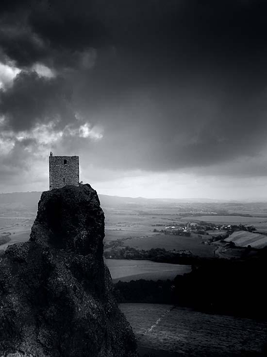 Photography - Castle Haven by Nicholas M Vivian