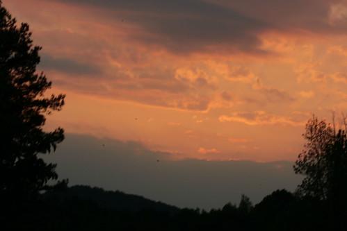 sunset sky sc liberty southcarolina