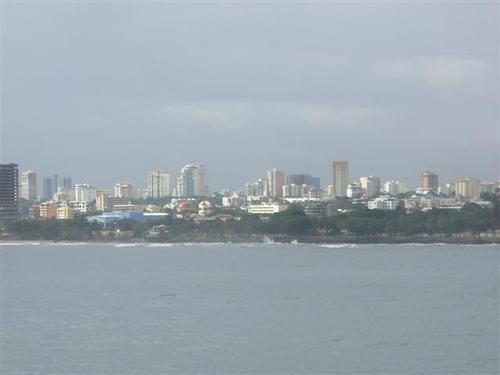 santo-domingo-skyline by pos_user