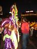 Demonio mexicano. Desfile 12 de Octubre: nuestro día.