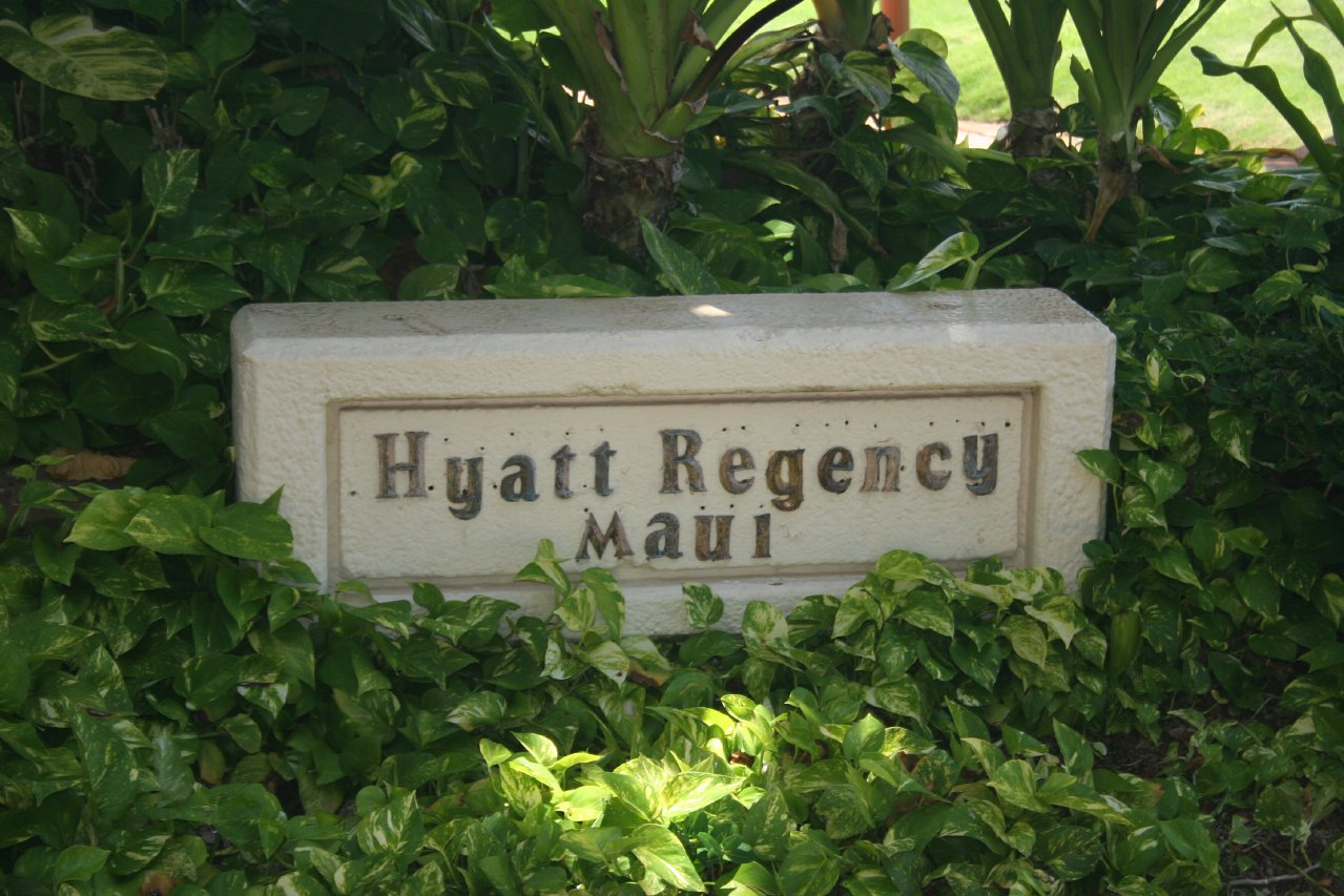 Hyatt Regency Maui Resort And Spa Lahaina Hi