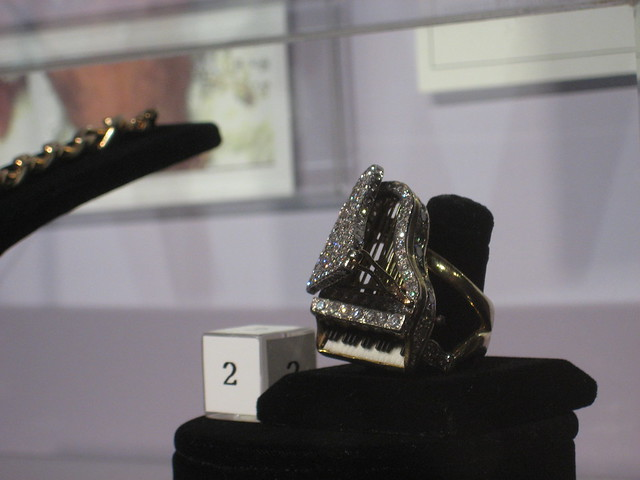 Liberace's piano ring. | Flickr - Photo Sharing!
