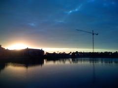 Westin Crane Sunrise