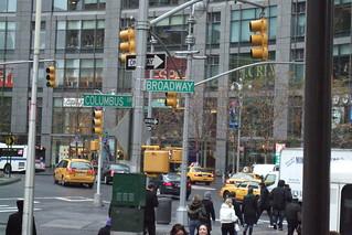 Street Signs – TW Center 2