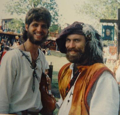 Greg Henkel and Jay Lee