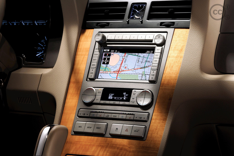 2008 lincoln navigator navigation radio flickr photo sharing. Black Bedroom Furniture Sets. Home Design Ideas