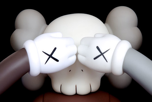 Kaws 5 Years Later Companion