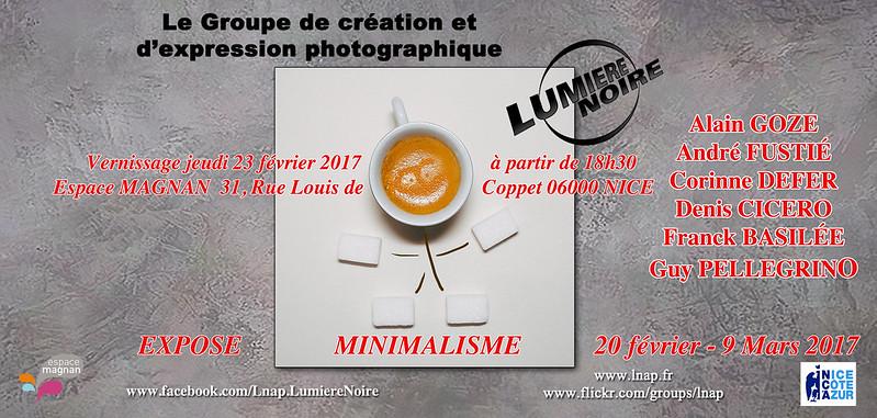 Expo 2017 LUMIERE NOIRE