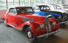 EMW 327 -2 Cabriolet, 1953