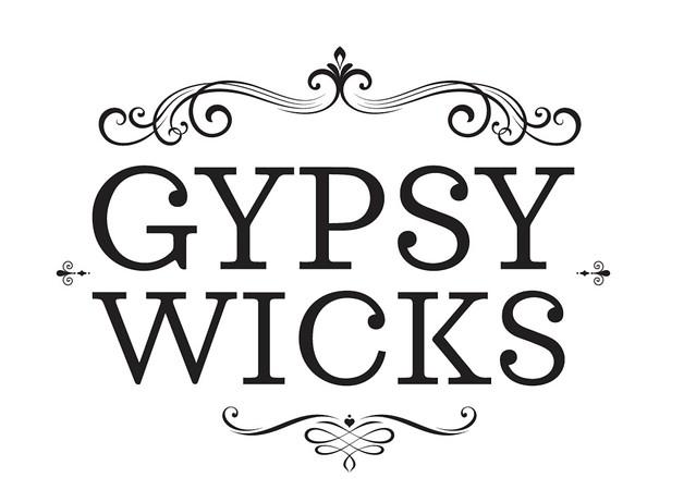 Gypsy Wicks Logo Concept