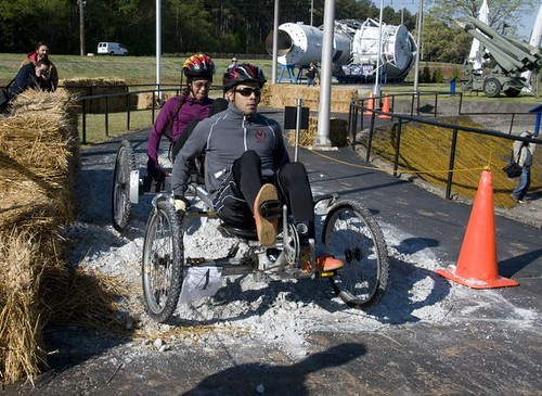 Great Moonbuggy Race Winners: First Place, College (NASA, April 10, 2010)