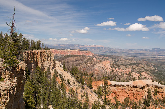Farview Point @ Bryce Canyon National Park