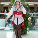 Ezio from Assassins Creed 2 at March Toronto Comic Con 2014