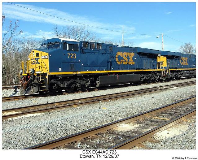 Csx es44ac 3000