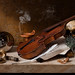 Musical Vanitas - after Pieter Claesz by kevsyd