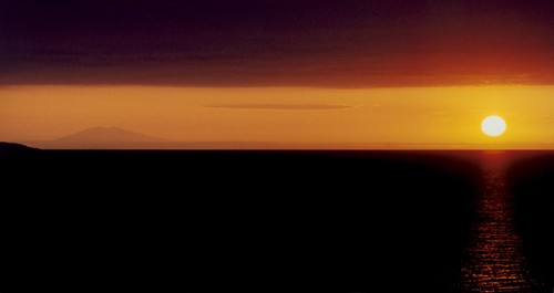 Snaefellness Sunset