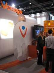 Vonage Booth at CES