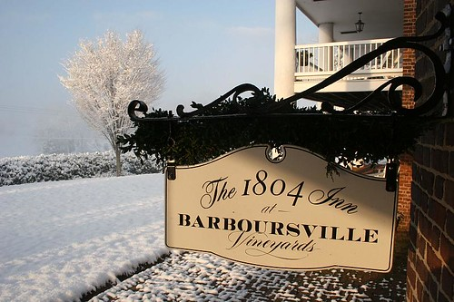 Barboursville Vineyard - The 1804 Inn