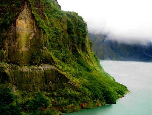 Volcano Wall