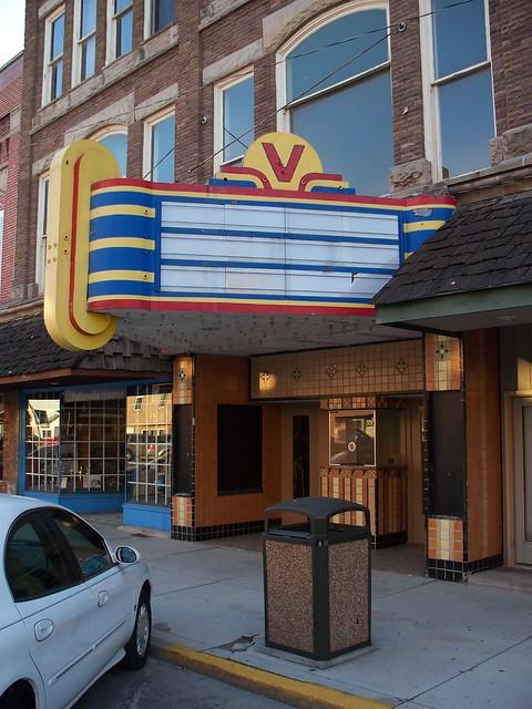 OH North Baltimore - Virginia Clark Theater
