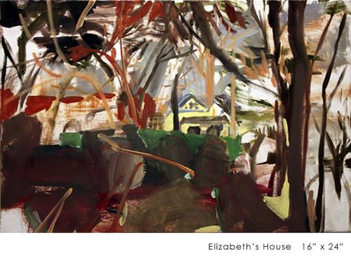 "Allison Gildersleeve ""Elizabeth's House"""