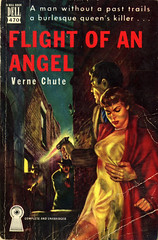 Dell Books 470 - Verne Chute - Flight of an Angel