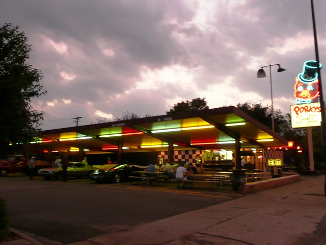 Des Moines Shopping >> St Paul, MN Porky's Drive-in | Flickr - Photo Sharing!
