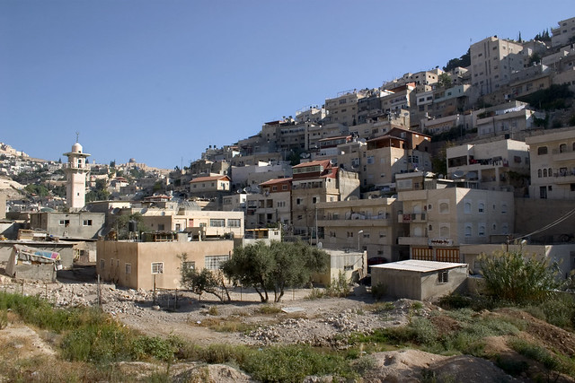 Silwan (Palestinian Neighbourhood) / City of David (settlement)