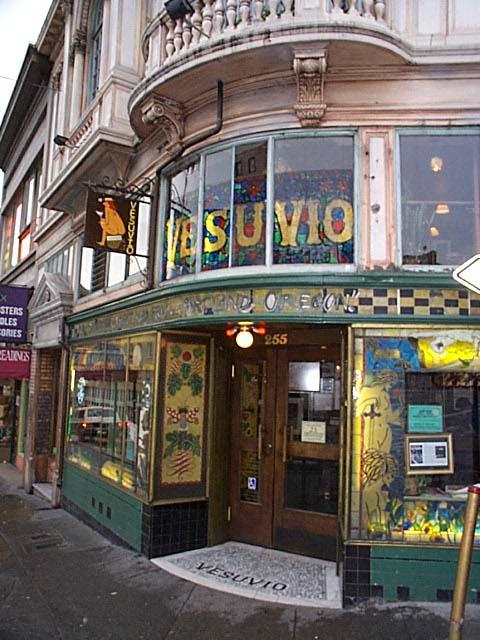 Vesuvio Cafe (2000)